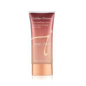 Jane Iredale Golden Shimmer Face And Body Lotion - £29.95