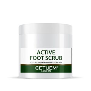 Active Foot Scrub by Cetuem in All Nails