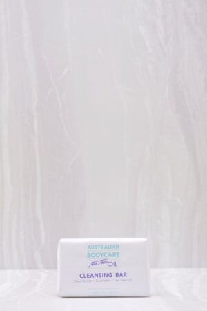 Cleansing Bar - Lavender & Tea Tree Oil by Australian Bodycare