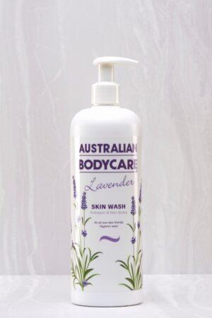 Lavender Skin Wash by Australian Bodycare