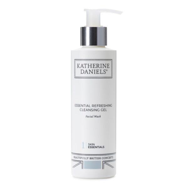 Essential Refreshing Cleansing Gel by Katherine Daniels - Facial Wash
