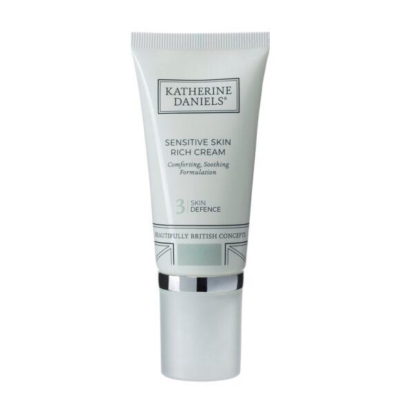 Sensitive Skin Rich Cream by Katherine Daniels - Comforting