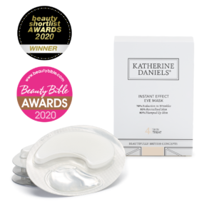 Instant Effect Eye Masks by Katherine Daniels - Beauty Shortlist 2020 WINNER - Best Eye Therapy